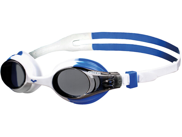 arena X-Lite Gafas Niños, blue white-smoke